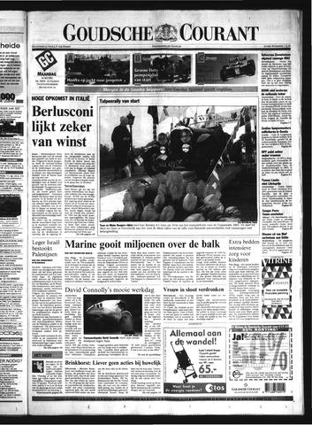 Goudsche Courant 2001-05-14