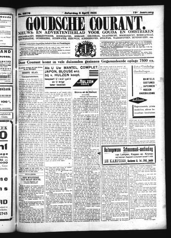 Goudsche Courant 1935-04-06