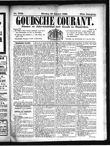 Goudsche Courant 1899-01-10