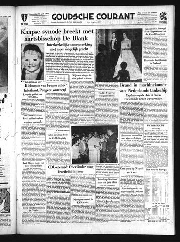 Goudsche Courant 1960-04-14