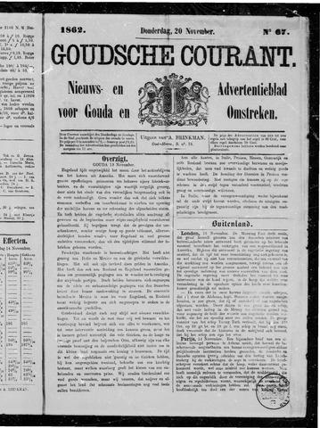 Goudsche Courant 1862-11-20