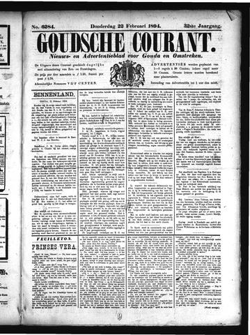 Goudsche Courant 1894-02-22