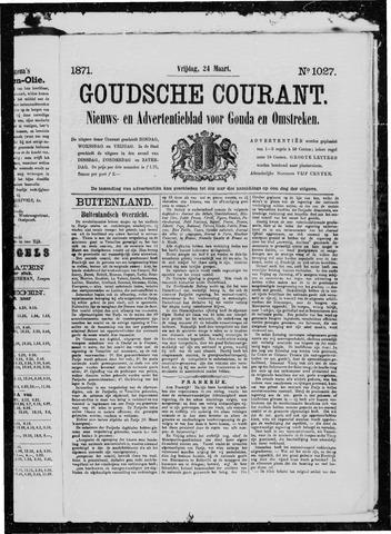 Goudsche Courant 1871-03-24
