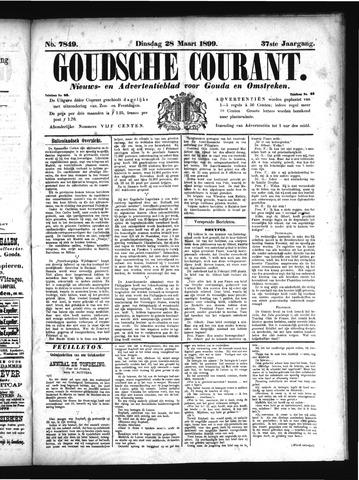 Goudsche Courant 1899-03-28