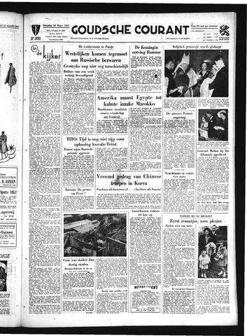 Goudsche Courant 1951-03-12
