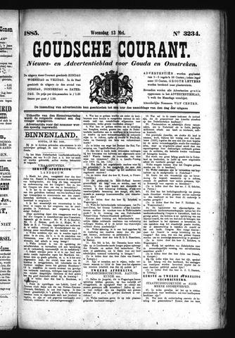 Goudsche Courant 1885-05-13