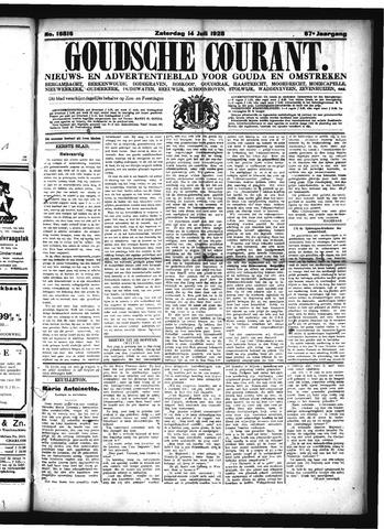 Goudsche Courant 1928-07-14