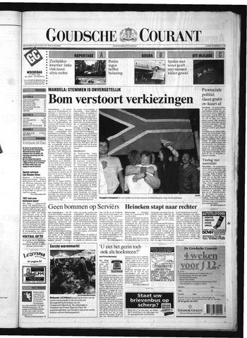 Goudsche Courant 1994-04-27