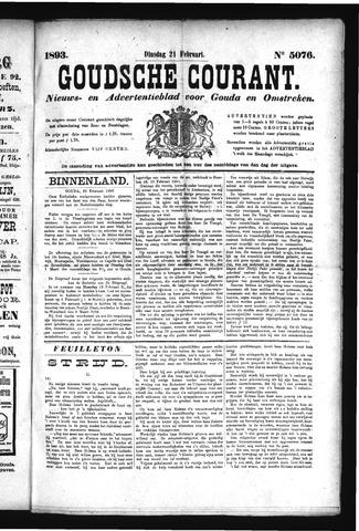 Goudsche Courant 1893-02-21
