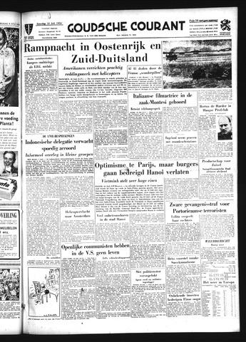 Goudsche Courant 1954-07-10