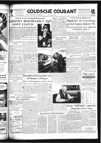 Goudsche Courant 1954-11-18