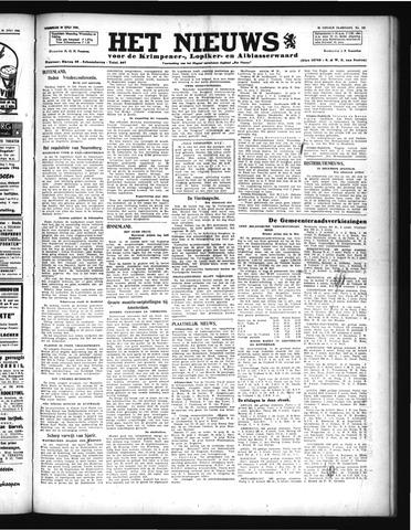 Schoonhovensche Courant 1946-07-29