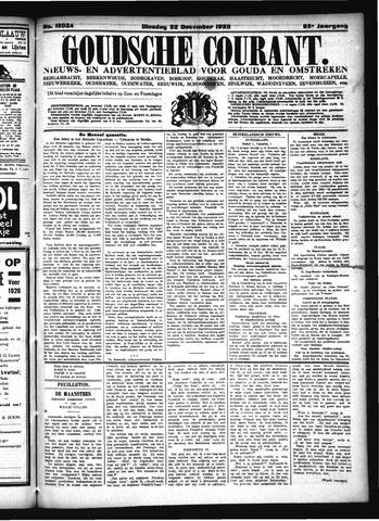 Goudsche Courant 1925-12-22