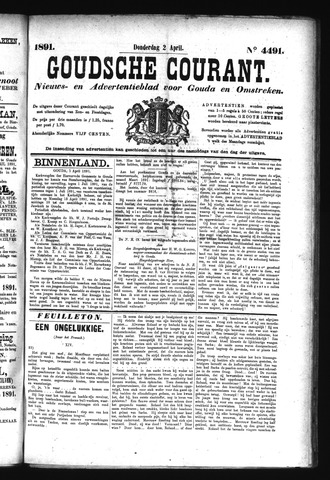 Goudsche Courant 1891-04-02