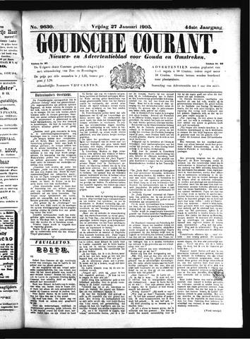 Goudsche Courant 1905-01-27