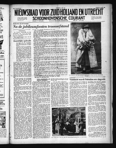 Schoonhovensche Courant 1948-05-14