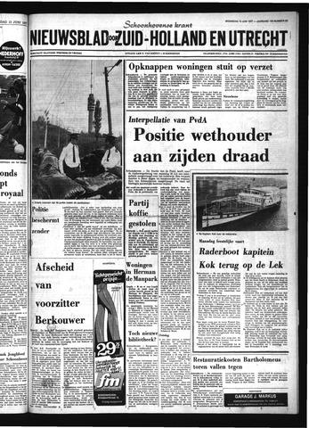 Schoonhovensche Courant 1977-06-15