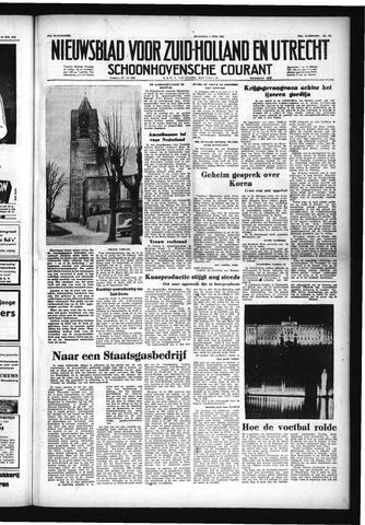 Schoonhovensche Courant 1953-06-01
