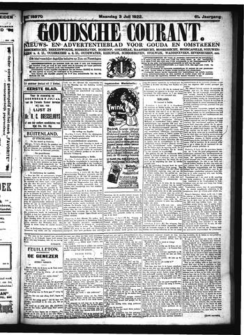 Goudsche Courant 1922-07-03