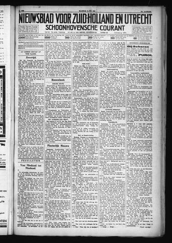 Schoonhovensche Courant 1930-05-12