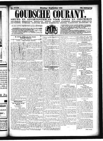 Goudsche Courant 1931-09-01
