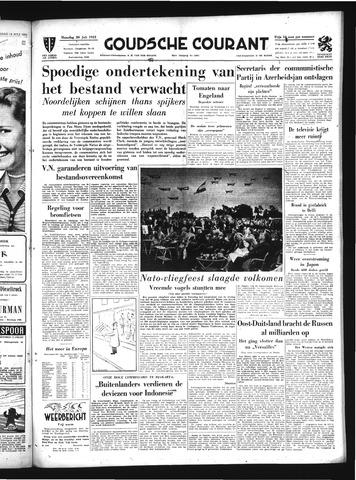 Goudsche Courant 1953-07-20