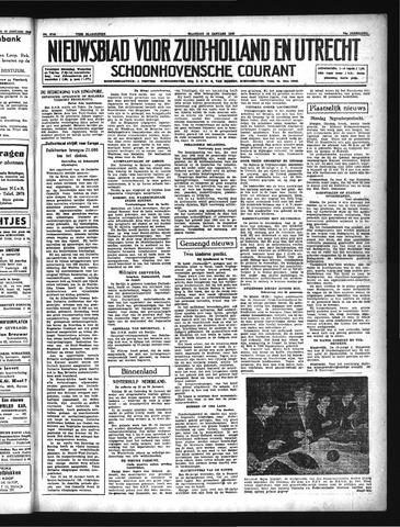 Schoonhovensche Courant 1942-01-19
