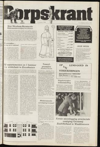 Dorpskrant 1988-11-09