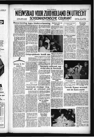 Schoonhovensche Courant 1957-10-04