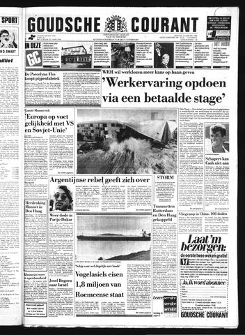 Goudsche Courant 1988-01-19