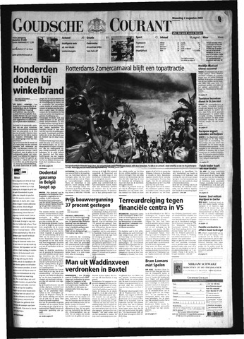 Goudsche Courant 2004-08-02