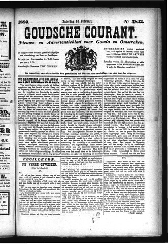 Goudsche Courant 1889-02-16
