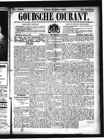 Goudsche Courant 1917-03-30