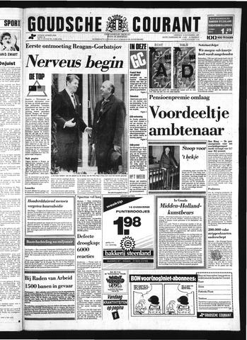 Goudsche Courant 1985-11-19