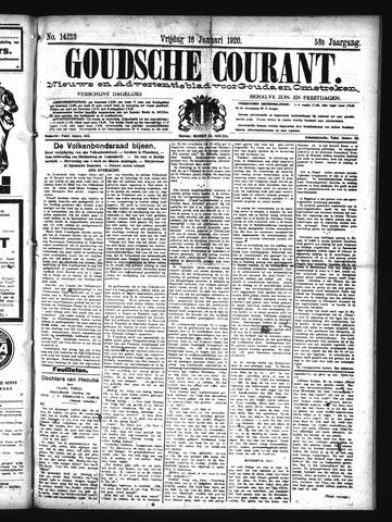 Goudsche Courant 1920-01-16