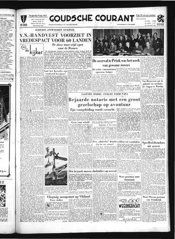 Goudsche Courant 1951-08-09