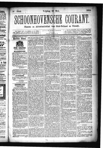 Schoonhovensche Courant 1916-05-26