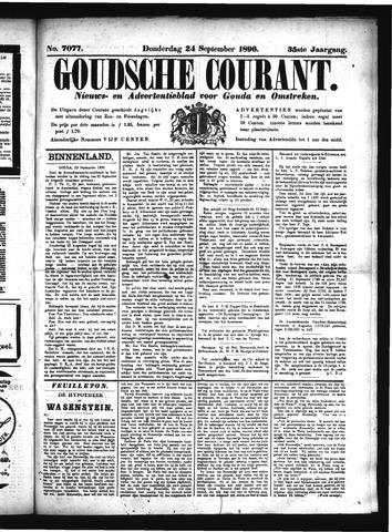 Goudsche Courant 1896-09-24