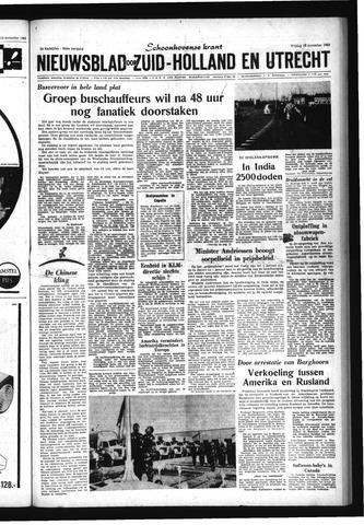 Schoonhovensche Courant 1963-11-15