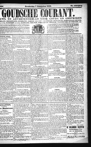 Goudsche Courant 1922-12-07
