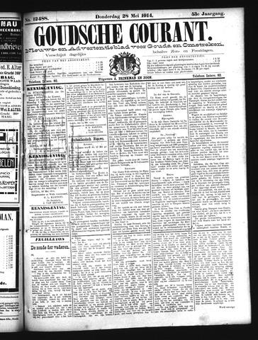 Goudsche Courant 1914-05-28