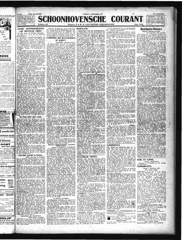 Schoonhovensche Courant 1943-09-03