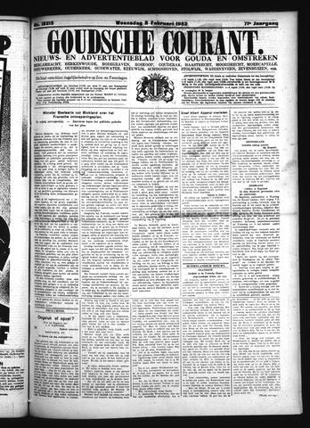 Goudsche Courant 1933-02-08