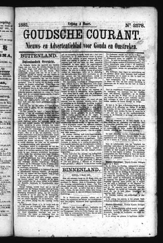 Goudsche Courant 1881-03-04