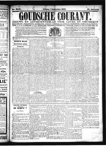 Goudsche Courant 1922-09-01