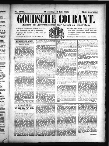 Goudsche Courant 1893-07-12
