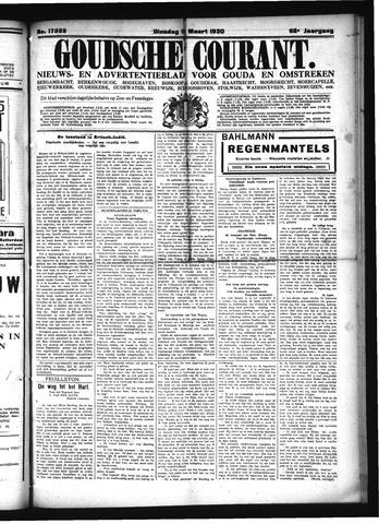 Goudsche Courant 1930-03-11