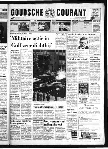 Goudsche Courant 1990-09-25