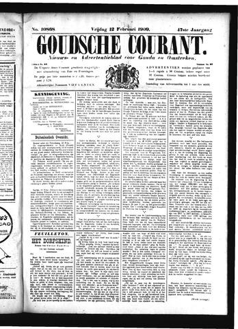 Goudsche Courant 1909-02-12