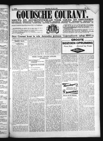 Goudsche Courant 1939-07-22